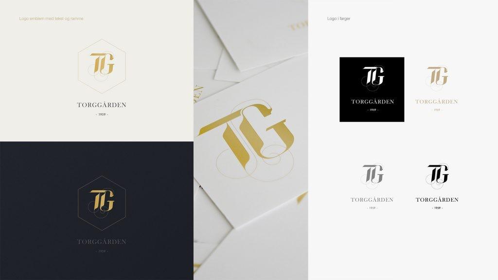 Visuell kommunikasjon; Webdesign & grafisk design | InHouse